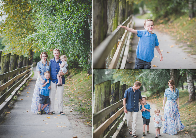 fort langley family session